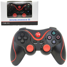 PS3 Bluetooth Controller Pad - Red (Hexir)