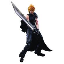 """Cloud - Final Fantasy 10"""" Action Figure"""