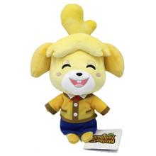 """Smiling Isabelle - Animal Crossing 8"""" Plush (San-Ei) 1309"""