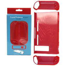 Switch Hard Protective Case - Crystal Red (Hexir)