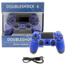 PS4 Wireless OG Controller Pad - Blue (Hexir)