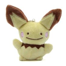 "Ditto Pichu - Pokemon 3"" Keychain Plush"