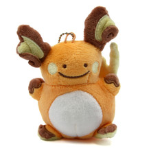 "Ditto Raichu - Pokemon 3"" Keychain Plush"