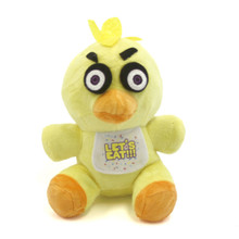"Chica - Five Nights at Freddy's 7"" Plush"