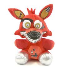 "Nightmare Foxy - Five Nights at Freddy's 7"" Plush"