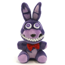 "Nightmare Bonnie - Five Nights at Freddy's 7"" Plush"