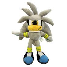 "Silver - Sonic The Hedgehog 9"" Plush"