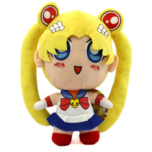 "Sailor Moon Usagi Tsukino Serena - Sailor Moon 10"" Plush"