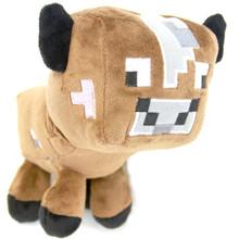 "Baby Cow - Minecraft Overworld 7"" Plush"