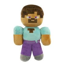 "Steve - Minecraft Overworld 11"" Plush"