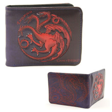 "Targaryen - Game of Thrones 4x5"" Bi-fold Wallet"