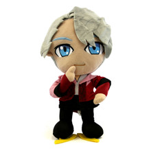 "Victor Nikiforov - Yuri on Ice 12"" Plush"