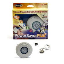 3DS Action Replay PowerSaves Plus - New 2DS/3DS XL Compatible (Datel)