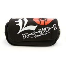 L - Death Note Clutch Wallet
