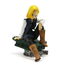 "Android 18 - DragonBall Z 5"" Action Art Figure"