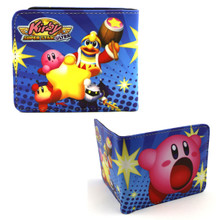 "Super Star Ultra - Kirby 3x5"" Bi-fold Wallet"