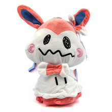 "Sylveon Mimikyu - Pokemon 14"" Plush"