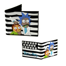 Eyes Open - Rick and Morty Bi-fold Wallet