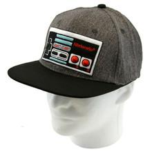 NES Controller - Nintendo Snapback Cap Hat