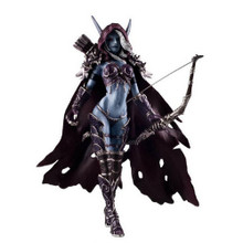 "Lady Sylvanas Windrunner - World of Warcraft 6"" Action Figure"