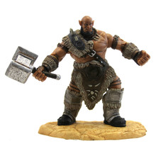 "Ogrim Doomhammer - World of Warcraft 6"" Action Figure"