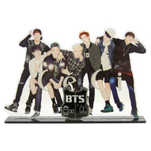 "Full Group: Danger - BTS 6"" Acrylic Stand Figure"