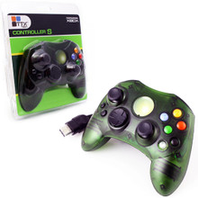 Xbox S Slim Analog Controller Pad - Green (TTX Tech)