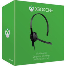 Xbox One Official Wired Headset - Black (Microsoft) 1564