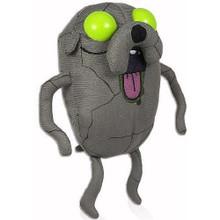 """Zombie Jake - Adventure Time 7"""" Plush (Jazwares) 14316"""