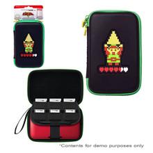 3DS XL Hard Case Pouch - Link Retro - 3DS/DSi XL/DSi/DS Lite (Hori)