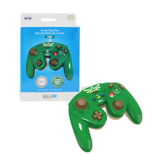 Wii U Fight Pad Wired Classic Controller - Link (PDP) 085-006-LK