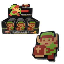 Legend of Zelda Link Master Swords Sour Candy Tins 18 Pcs. Set (BA)
