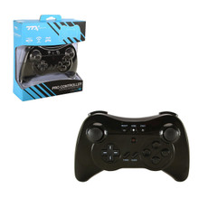 Wii U Pro Wireless Controller - Black (TTX Tech) NXWU-733
