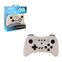 Wii U Pro Wireless Controller - White (TTX Tech) NXWU-740