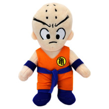 "Krillin - Dragon Ball Z 8"" Plush"