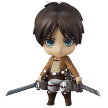 """Eren Yeager - Attack on Titan 3"""" Droid Action Figure"""