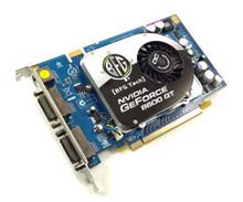 VGA Graphics Card GeForce 8600GT 256 MB PCI Express (BFG)