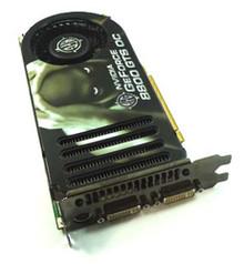 VGA Graphics Card GeForce 8800GTS 320 MB PCI Express (BFG)