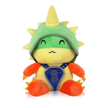 Rammus with Hat - League of Legends Plush