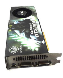 VGA Graphics Card GeForce GTX260 896 MB PCI Express (BFG)