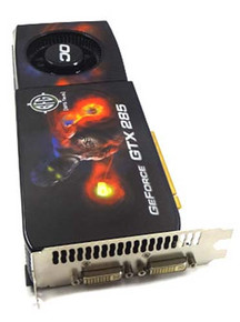 VGA Graphics Card GeForce GTX285 1 GB PCI Express (BFG) GTX285 1 GB