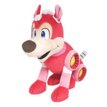 "Rush - 8"" Plush (Capcom) 1411"