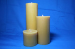 Pillar Candle (Set of all 3 Sizes)