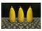 Pine Cone Candle - Small (Pack of Three)