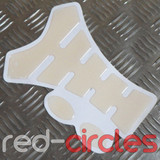 CLEAR TANK PROTECTOR PAD