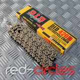 D.I.D. GOLD PITBIKE CHAIN - 120 LINK / 420 PITCH