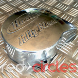 HUSTLE MODS PITBIKE IGNITION COVER - CHROME