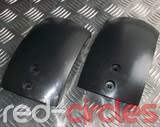 MINI QUAD MUDGUARDS (PAIR)