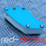 PITBIKE CHAIN GUIDE - BLUE