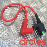 RCR PITBIKE / ATV PERFORMANCE IGNITION COIL & HT LEAD